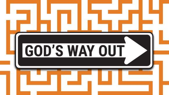 God's Way Out