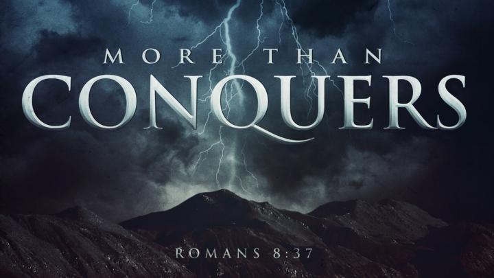 More+than+Conquerors