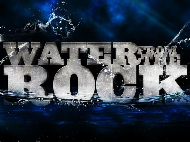 water from rock